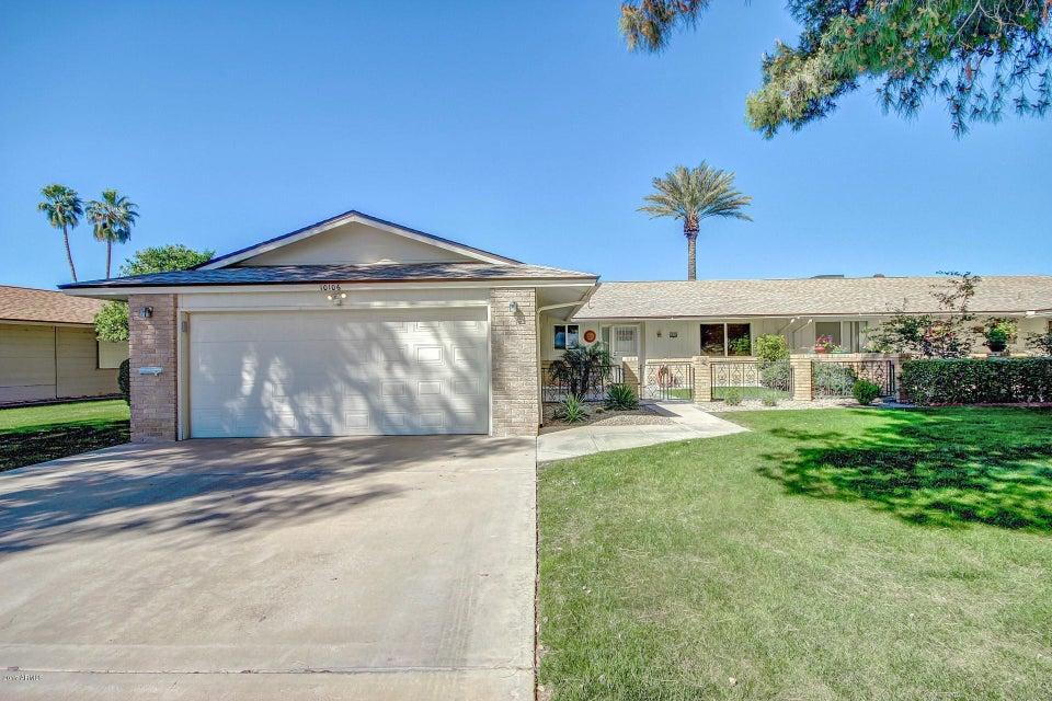 10106 W BOLIVAR Drive, Sun City, AZ 85351