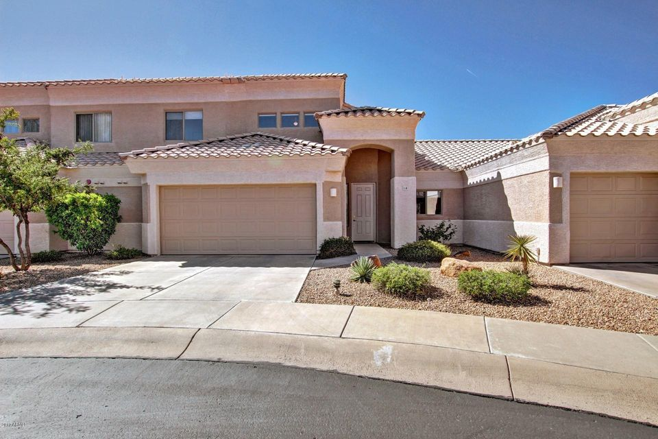 16450 E AVE OF THE FOUNTAINS Avenue Unit 16 Fountain Hills, AZ 85268 - MLS #: 5571429