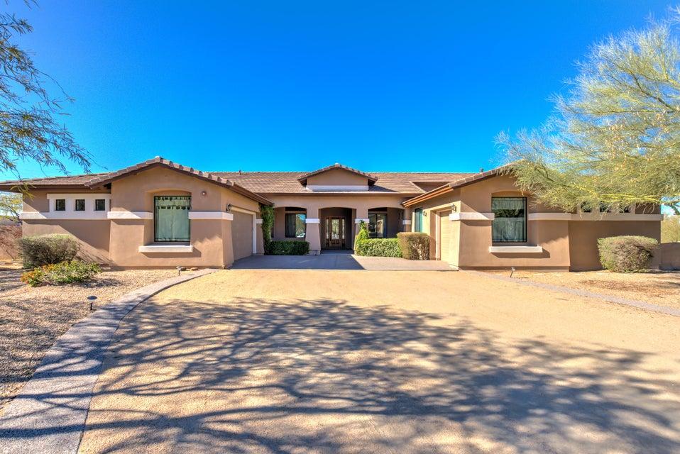 4635 E QUAILBRUSH Road, Cave Creek, AZ 85331
