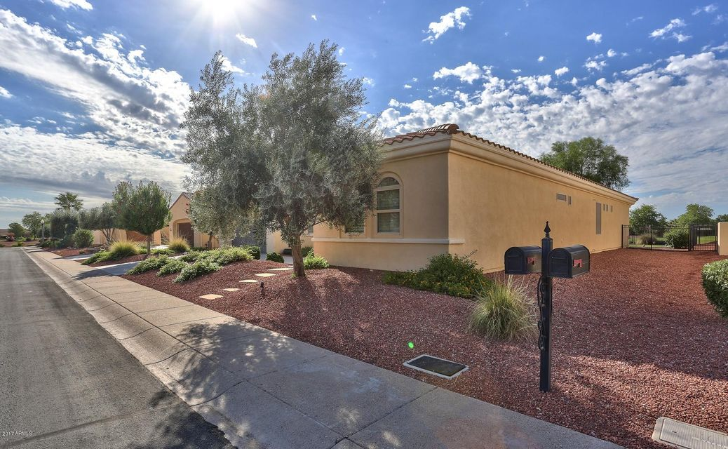 MLS 5575128 12835 W SANTA YNEZ Drive, Sun City West, AZ 85375 Sun City West AZ Tennis Court