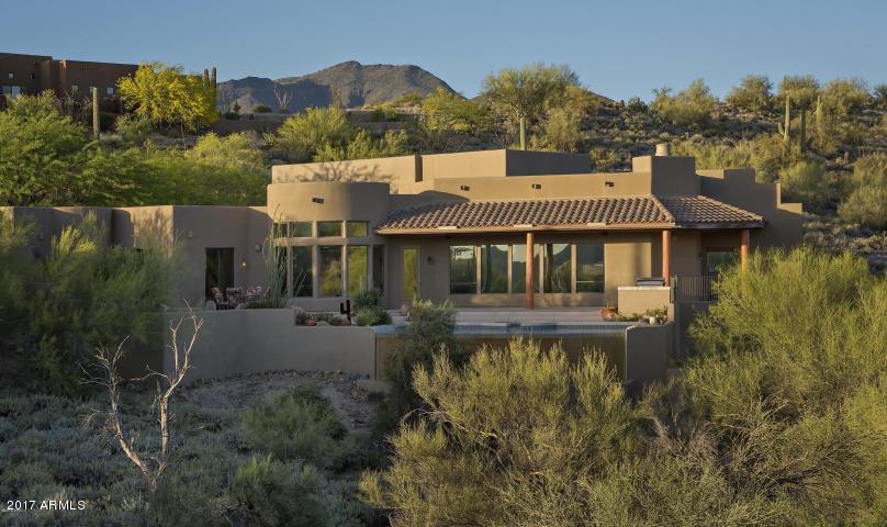 7571 E VALLEY VIEW Trail, Carefree, AZ 85377