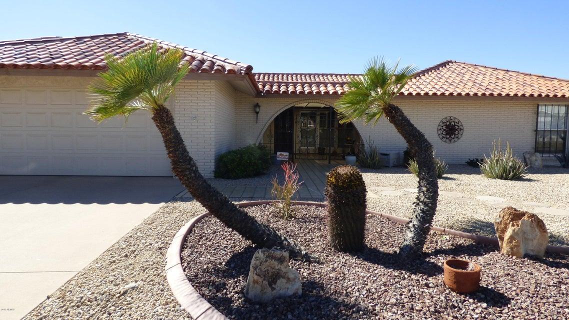 17610 N FOOTHILLS Drive, Sun City, AZ 85373
