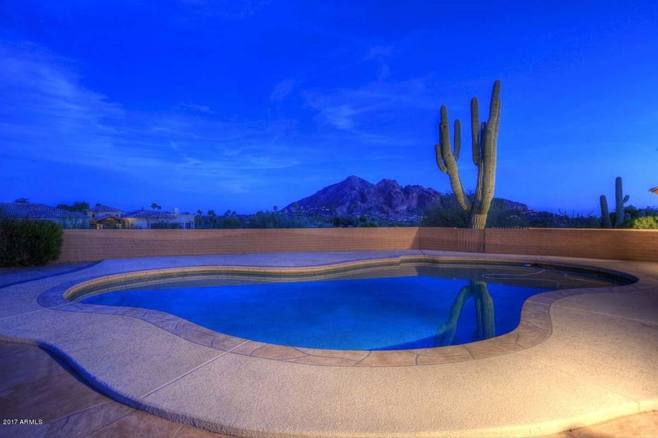 4342 E HIGHLANDS Drive Paradise Valley, AZ 85253 - MLS #: 5520778