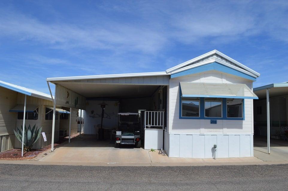 210 E HEDGE Drive, Florence, AZ 85132