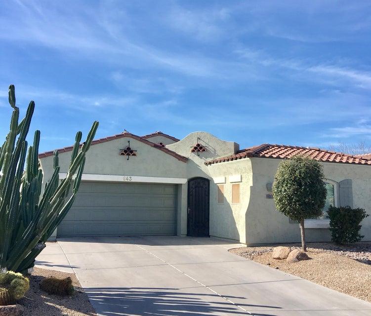 643 E LAS COLINAS Place, Chandler, AZ 85249