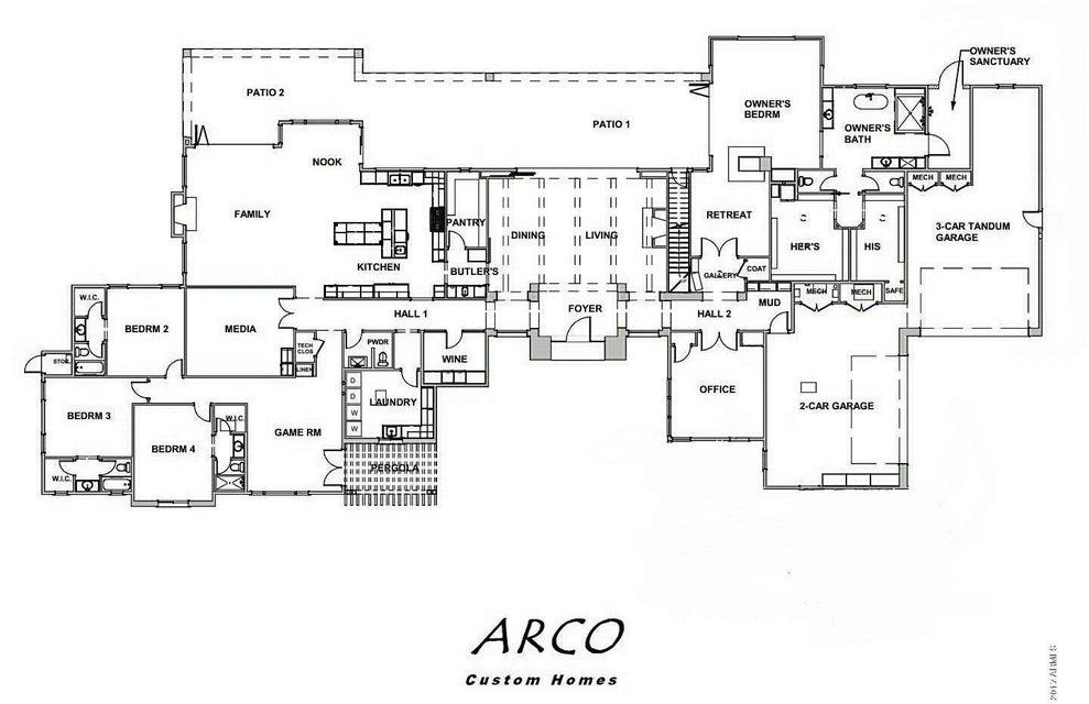 6109 N 33RD Street Paradise Valley, AZ 85253 - MLS #: 5573399