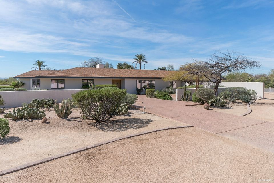 6118 N PALO CRISTI Road Paradise Valley, AZ 85253 - MLS #: 5573883
