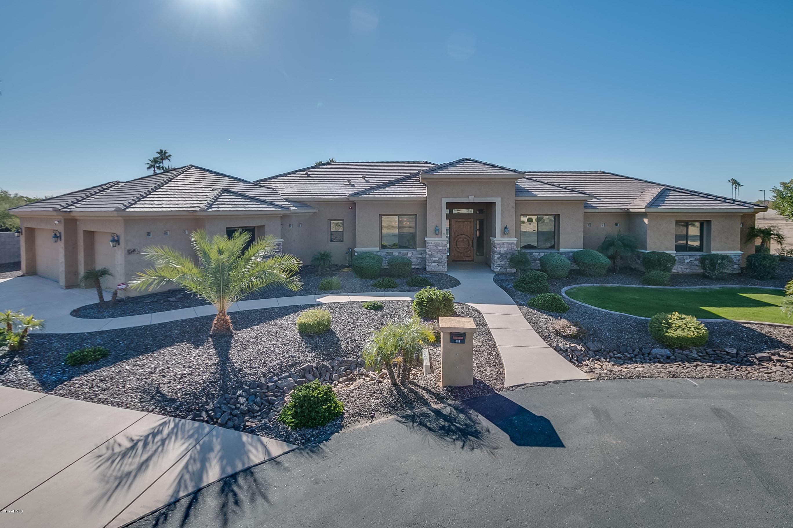 18115 W SOLANO Court, Litchfield Park, AZ 85340