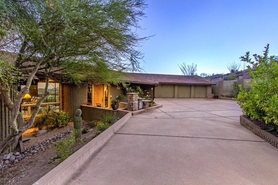 MLS 5574179 8702 E SILVER SADDLE Drive, Carefree, AZ Carefree Horse Property for Sale