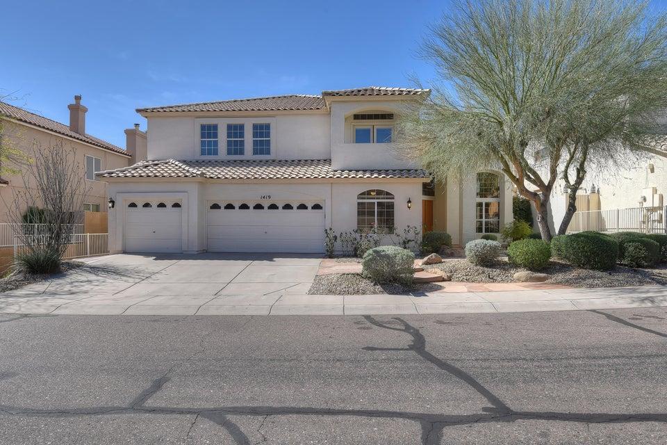 1419 E CAPTAIN DREYFUS Avenue, Phoenix, AZ 85022