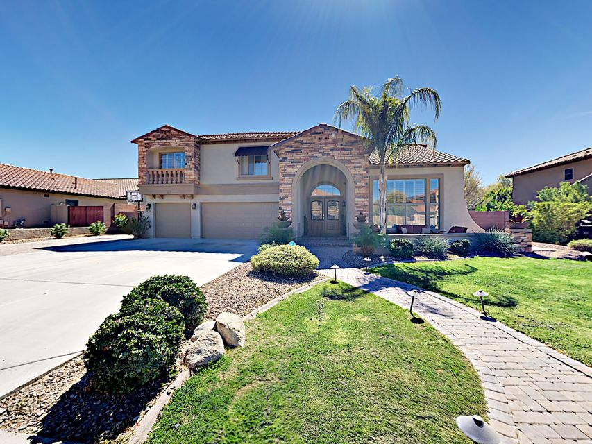 9589 W RUNNING DEER Trail, Peoria, AZ 85383