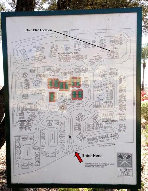 MLS 5574394 9708 E VIA LINDA -- Unit 1345, Scottsdale, AZ 85258 Scottsdale AZ Scottsdale Ranch