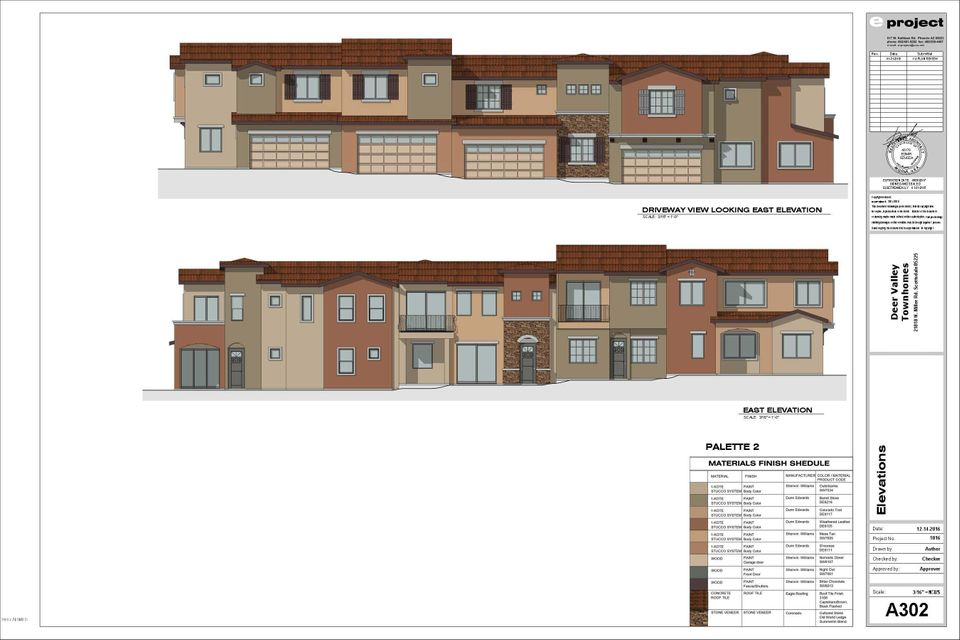 21818 N MILLER Road Lot 1, Scottsdale, AZ 85255