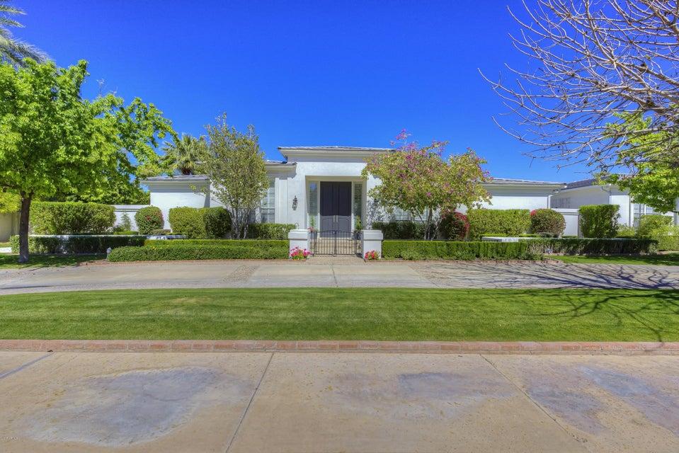 5700 E Sanna Street, Paradise Valley, AZ 85253