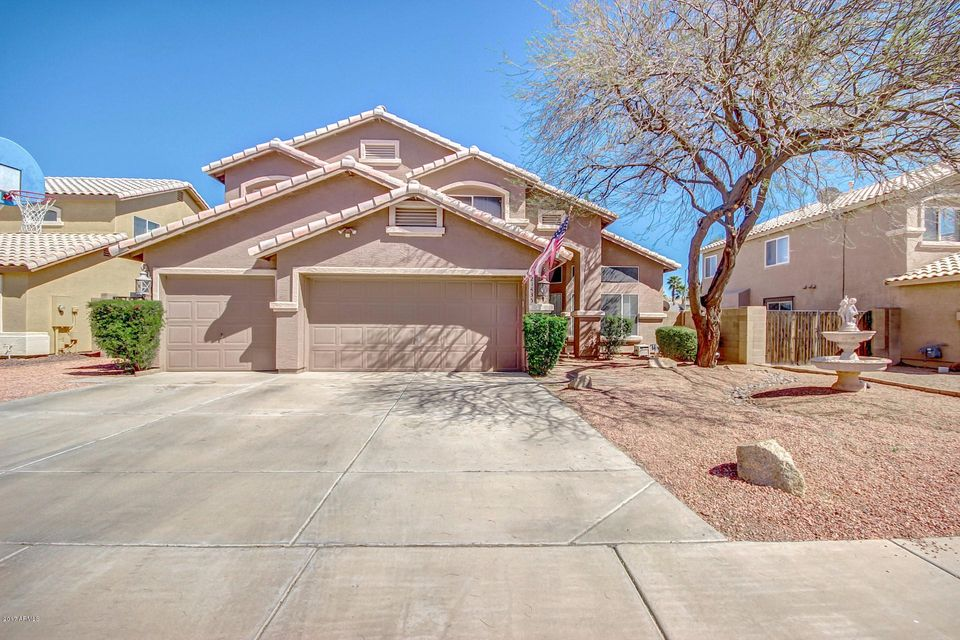 21435 N 107TH Drive, Sun City, AZ 85373