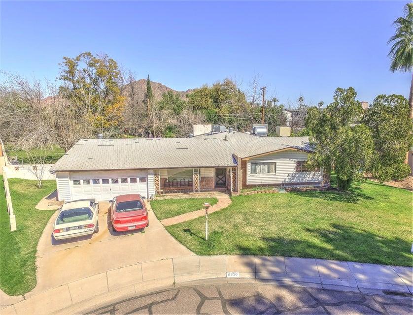 5520 E FLOWER Street Lot 4, Phoenix, AZ 85018