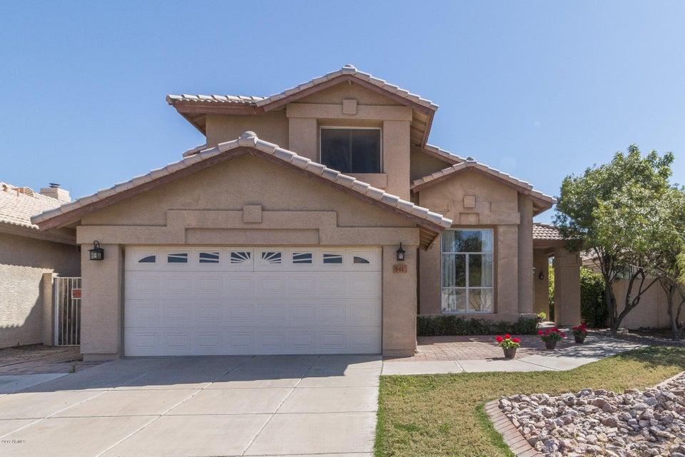 541 S KAREN Drive, Chandler, AZ 85224