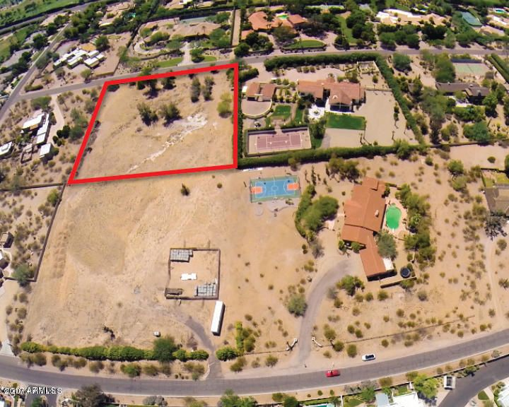 5111 N WILKINSON Road Lot 62, Paradise Valley, AZ 85253
