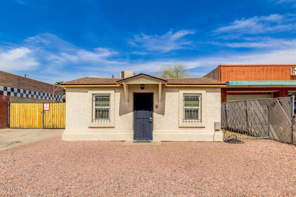 5322 W GLENDALE Avenue, Glendale, AZ 85301