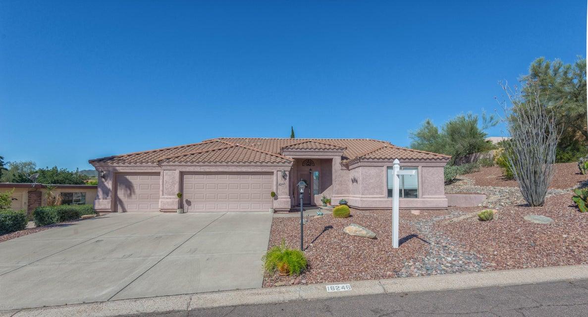 16246 N BOULDER Drive, Fountain Hills, AZ 85268