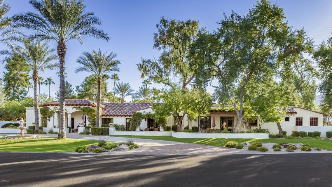 6631 E Maverick Road, Paradise Valley, AZ 85253
