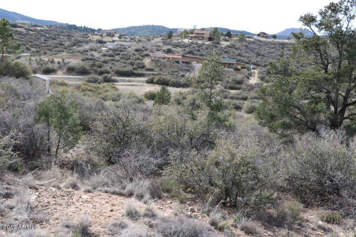18145 S Niblick Drive Lot 43, Peeples Valley, AZ 86332