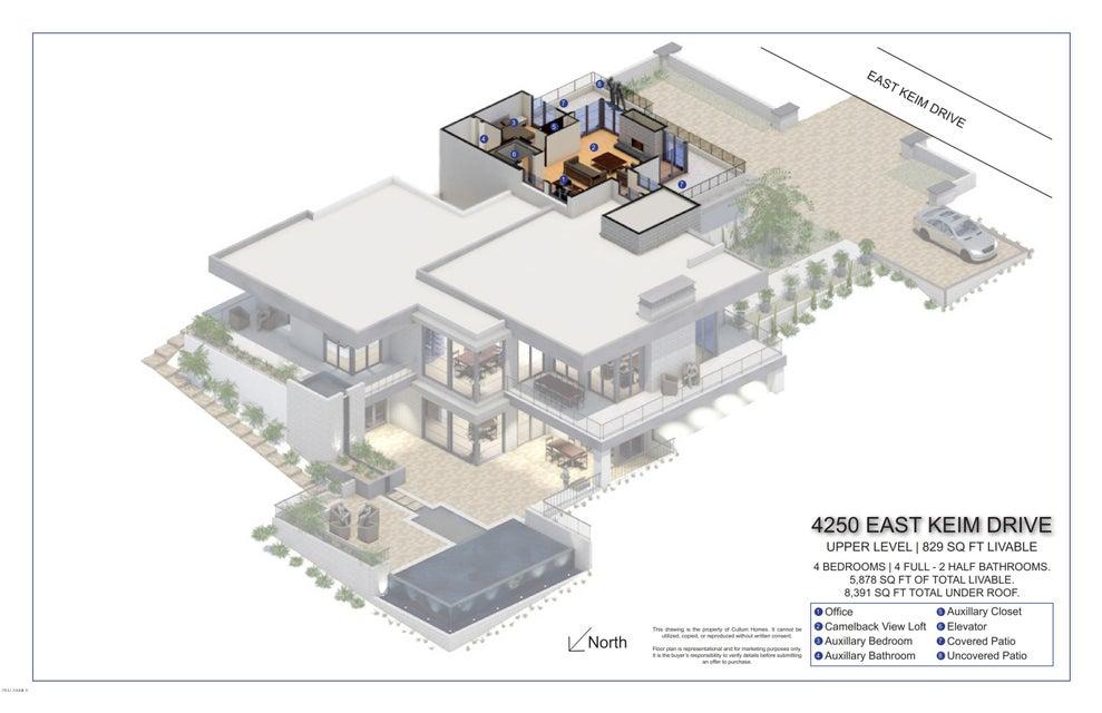 MLS 5576874 4250 E KEIM Drive, Paradise Valley, AZ 85253 Paradise Valley AZ Four Bedroom
