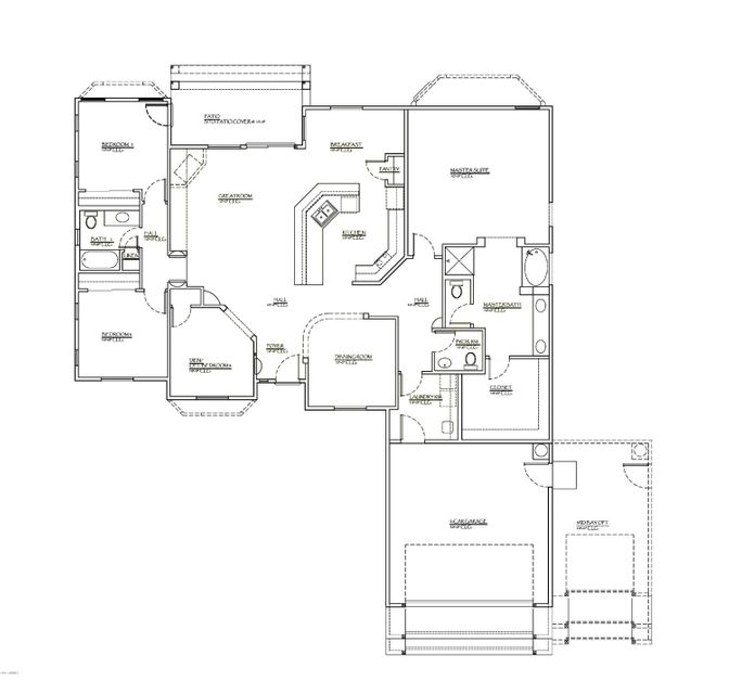 28520 N BUSH Street Wittmann, AZ 85361 - MLS #: 5609019