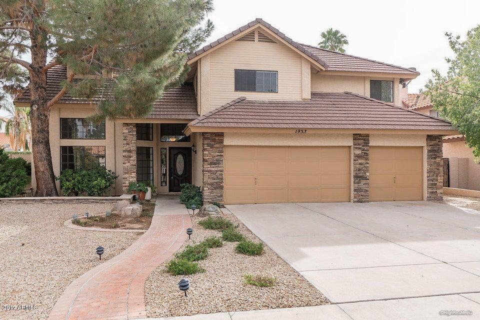 1953 E Palomino Drive, Tempe, AZ 85284