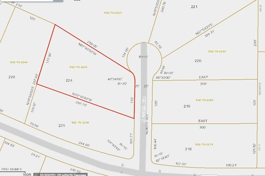 200 ave W Medlock Drive Lot 224, Litchfield Park, AZ 85340