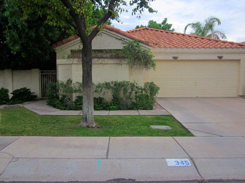 345 E VAUGHN Avenue, Gilbert, AZ 85234