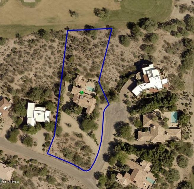 2060 W MIDDLE MESA Road Wickenburg, AZ 85390 - MLS #: 5578037