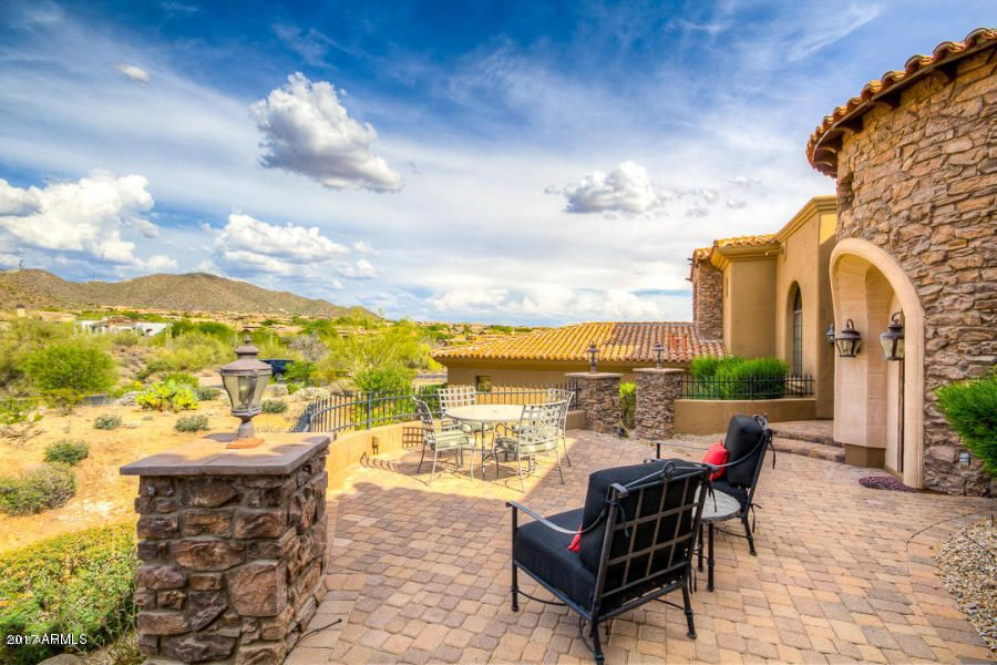 4318 N DESERT OASIS Circle Mesa, AZ 85207 - MLS #: 5598580