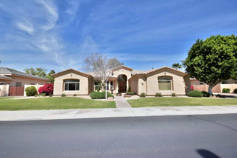 1594 W YELLOWSTONE Way, Chandler AZ 85248