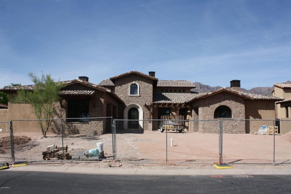 8296 E SUNSET VIEW Drive, Gold Canyon, AZ 85118