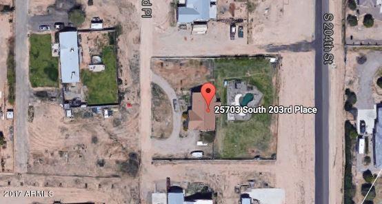 MLS 5578627 25703 S 203RD Place, Queen Creek, AZ Queen Creek AZ Equestrian