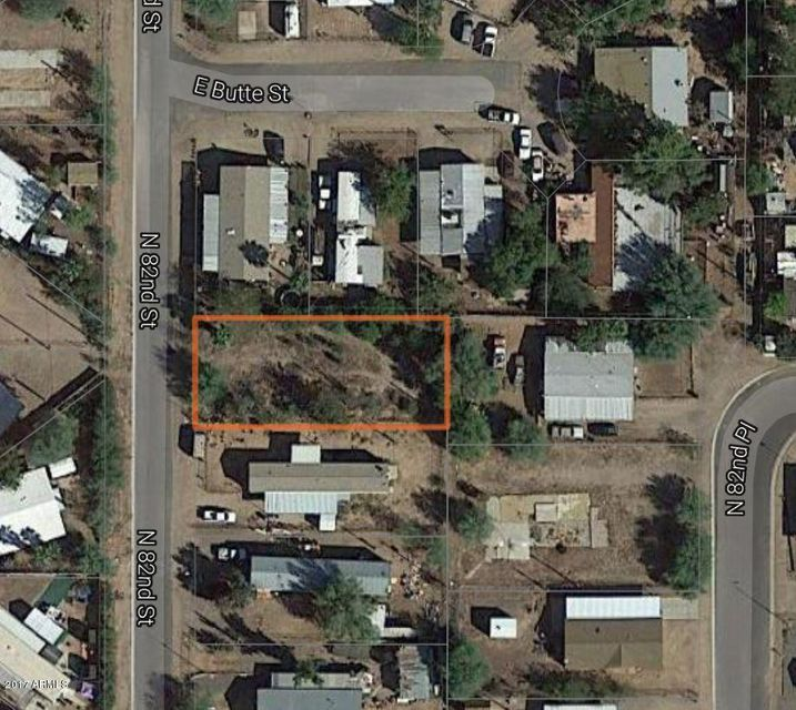 257 N 82ND Street Lot 24, Mesa, AZ 85207