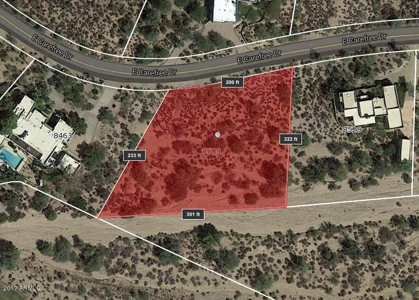 8509 E CAREFREE Drive Lot 973, Carefree, AZ 85377