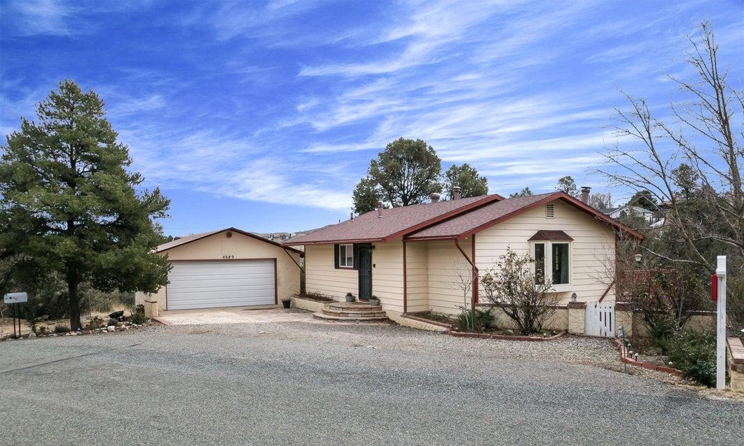 MLS 5578912 4689 E CATHERINE Drive, Prescott, AZ Prescott AZ Affordable