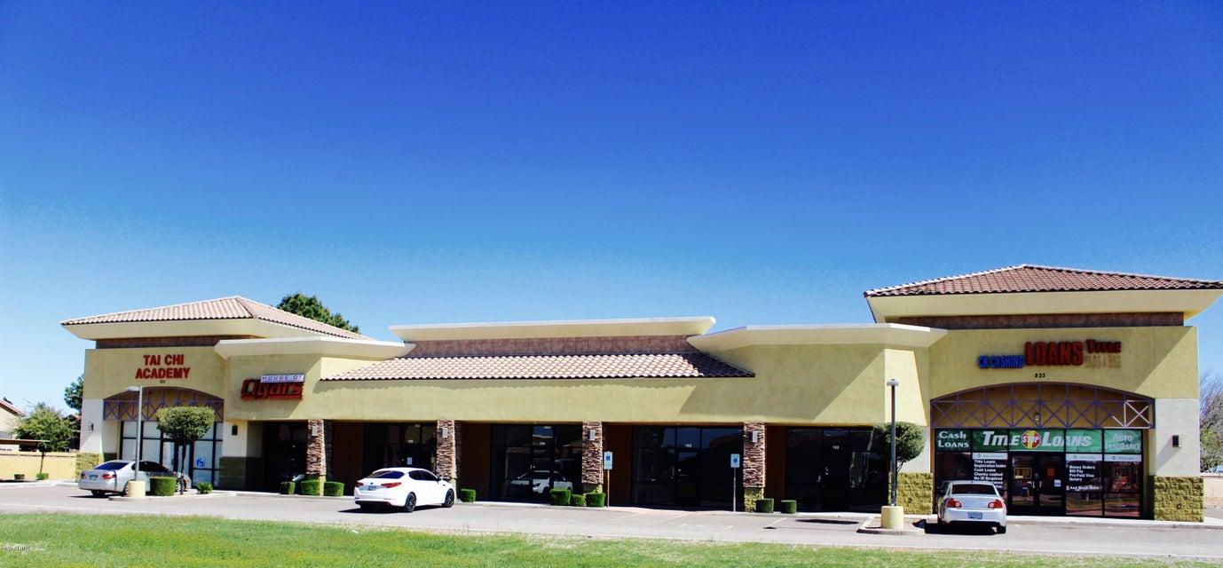 833 N COOPER Road 102, Gilbert, AZ 85233