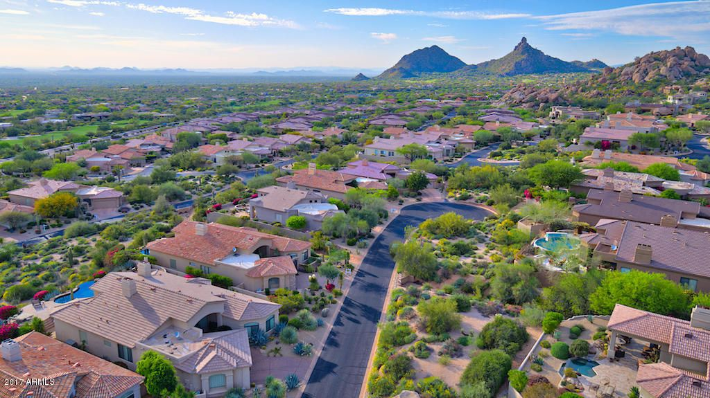 MLS 5579341 11039 E DESERT VISTA Drive, Scottsdale, AZ 85255 Scottsdale AZ Single-Story