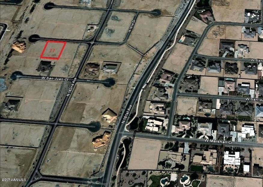18215 W SAN MIGUEL Court Lot 77, Litchfield Park, AZ 85340