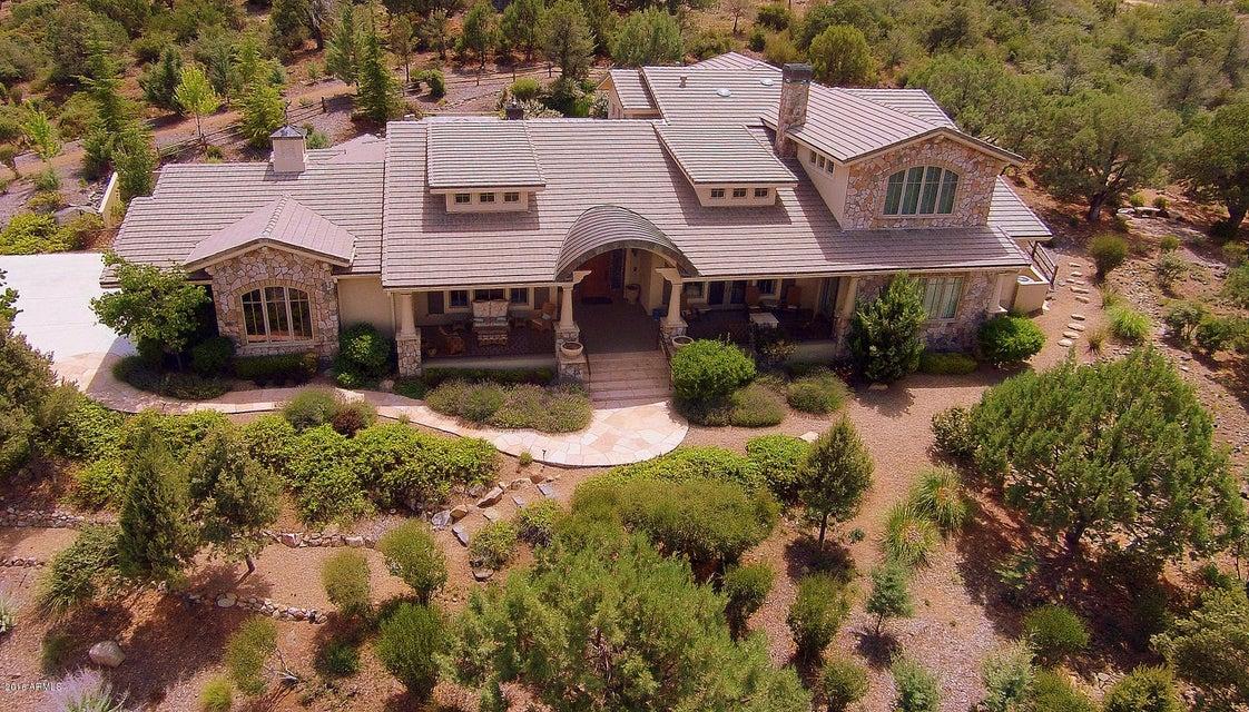 MLS 5579567 2911 SHADOWHAWK Drive, Prescott, AZ Prescott AZ Luxury