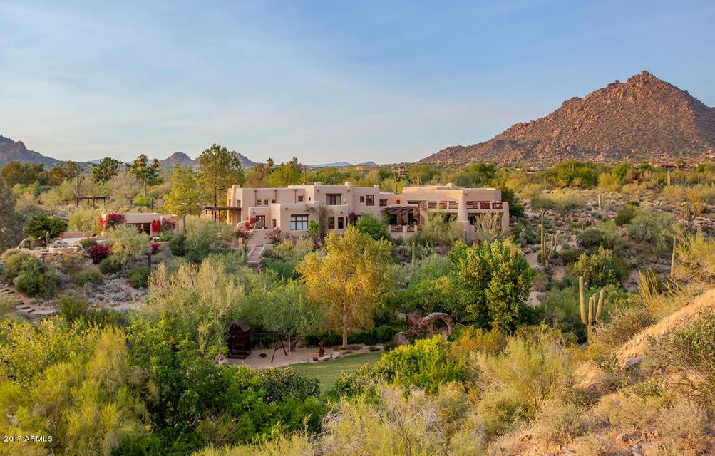 Single Family Home for Sale at 10343 E Pinnacle Peak Road Scottsdale, Arizona,85255 United States