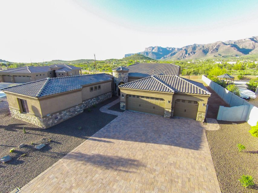 MLS 5580919 4035 S WILLOW SPRINGS Trail, Gold Canyon, AZ Gold Canyon AZ Newly Built