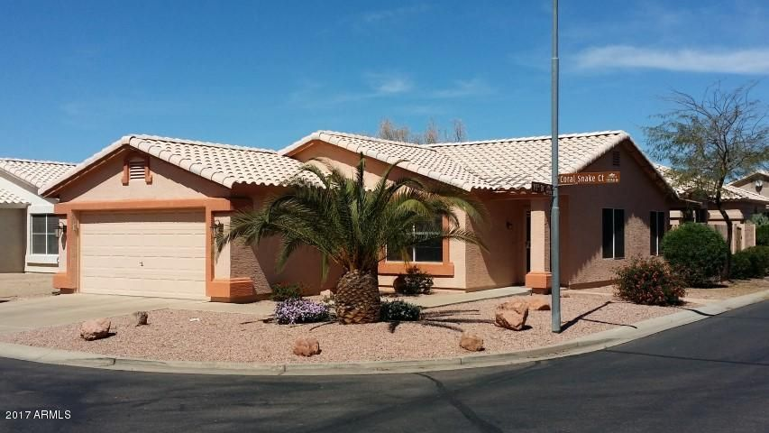 11518 W CORAL SNAKE Court, Surprise, AZ 85378
