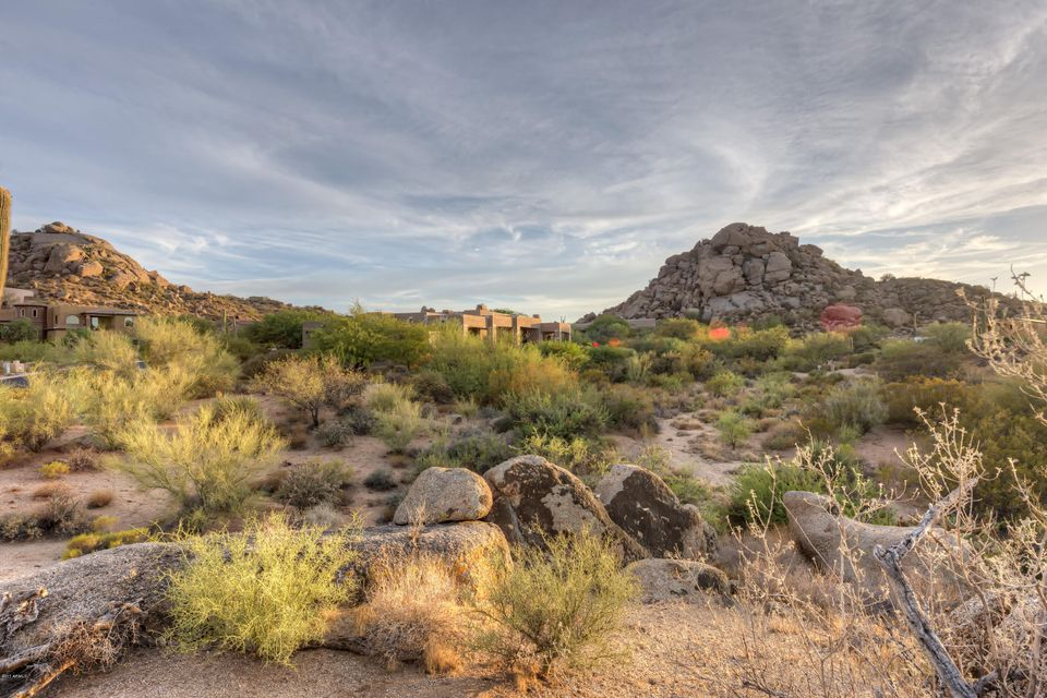 10584 E GREYTHORN Drive Lot 40, Scottsdale, AZ 85262