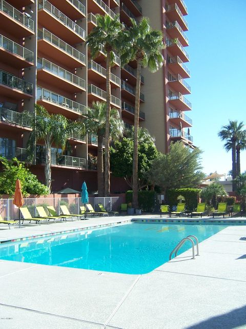 4750 N CENTRAL Avenue Unit 16R Phoenix, AZ 85012 - MLS #: 5581355