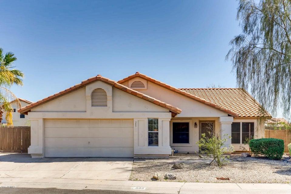533 S DODGE Street, Gilbert, AZ 85233