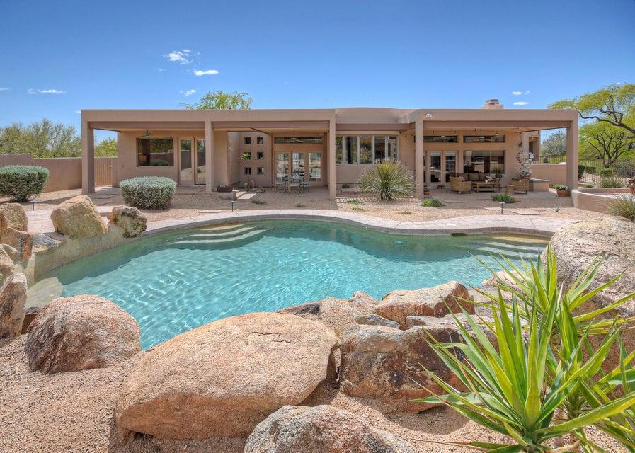 8448 E Via Montoya --, Scottsdale AZ 85255